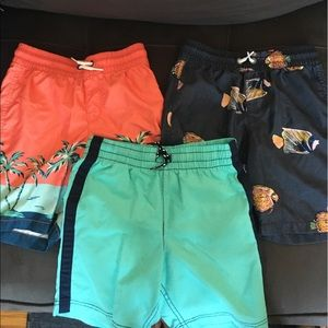 Boys Swim Trunks - Size S (6/7)